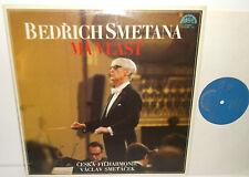 1110 3431-32 ZA Smetana Ma Vlast Czech Philharmonic Vaclav Smetacek 2LP