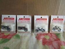 Arttista 4, 0 Gauge, Motorcycles, Mint in Package.