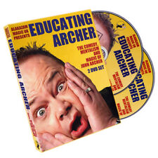 Educating Archer By John Archer and Alakazam Magic Stage Mentalism