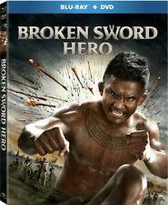 Broken Sword Hero Blu-ray DVD 812491019061 Slipcase Ship Today