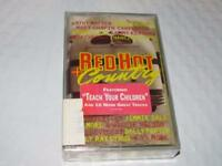 New Factory Sealed Red Hot Country Cassette Tape
