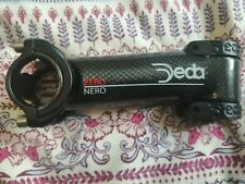 Deda Nero Zero Carbon Stem 130mm length