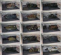 De Agostini-Die Panzer Sammlung-Bergepanzer-Panzerjäger-Flakpanzer-PC Vitrine