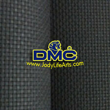 Cross Stitch Aida Fabric Cloth 11ct (count) black, 150cm X 100cm, free shipping