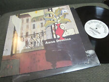 ANNA DOMINO belgium 1986 Debut 1st LP crepuscule associates new order art wave!!