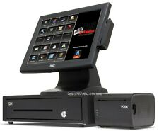 ALDELO PRO  POS RESTAURANT BAR PIZZA RETAIL ALL IN ONE SYSTEM STATION NEW