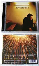 Matt Nathanson - Beneath These Fireworks .. 2003 CD