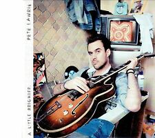 (EI204) Pete Lawrie, A Little Brighter - DJ CD