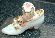 Vintage Beswick Beatrix Potter figurine The Old Woman Who Lived In a Shoe  BP3b