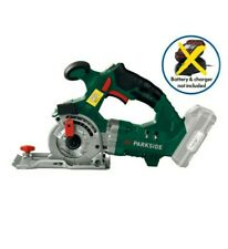 Parkside 20V Cordless Circular Plunge Saw PTS 20-LI A1 Bare Unit No charger