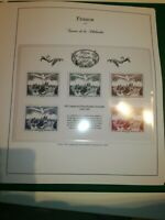 bloc feuillet congres union postale 1947 tresors de la philatélie 2014 neuf **