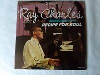 """12"""" Vinyl Record Ray Charles Modern Sounds in Country and Western Music ABCS 465"""
