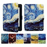 New For Kindle Paperwhite 2018 2012-2016 Protective Auto Wake Sleep Case Cover