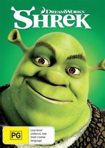 Shrek : NEW DVD