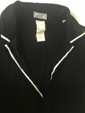 Vintage Gianni Versace polo t shirt Size 46  or S Small Authentic