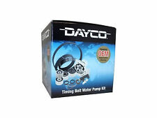 DAYCO TIMING KIT WATER PUMP FOR VOLKSWAGEN GOLF 2.0 TYPE4 APK AZJ 02-04