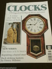 Horology Clocks Antiques & Collectables Magazines