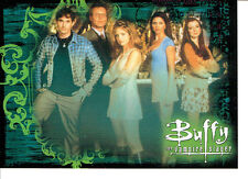 BUFFY SEASON 1 PROMO CARD BP2