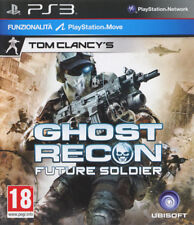 Ghost Recon Future Soldier PS3 Playstation 3 UBISOFT