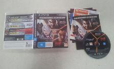 Fighting Edition Tekken Tag Tournamament 2 + Soul Calibur V + Tekken 6 PS3 Game