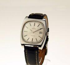 Top OMEGA Geneve Automatic Armbanduhr Uhr Luxus Herrenuhr wristwatch Datum RAR
