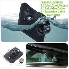 Adjustable Car Front Side Rear View Camera Light Sensitive IR LED Night Vision