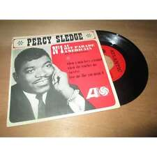 PERCY SLEDGE - when a man loves a woman + 3 titres EP ATLANTIC
