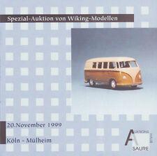 Auktionskatalog 01.Wiking-Auktion