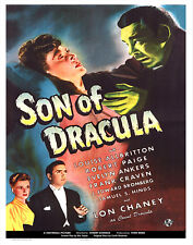 SON OF DRACULA LOBBY CARD POSTER OS 1943 LOUISE ALLBRITTON LON CHANEY
