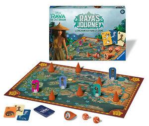 20796 Ravensburger Raya & the Last Dragon Enchanted Forest Board Game Age 5yrs+