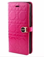 NEW! NEX Nexwallet Rose Red 2-In-1 Stylish Wallet Case for iPhone 6