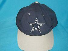 RARE NFL DALLAS COWBOYS SNAPBACK CAP HAT - LOGO - ONE SIZE FITS ALL