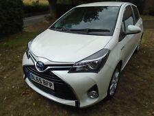 Toyota Yaris Sport 2015 (65) 1.5 Electric Hybrid. 15k Miles FTSH
