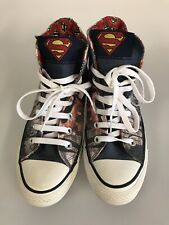 Converse All Star Rare Superman boots size uk 5/37.5, Look All Photos Please