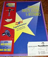 Vintage 1999-2000 SupplyAmerica Plumbing Parts Catalog