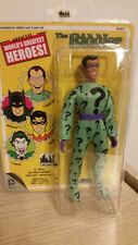 MOC 2013 RIDDLER 8 inch FTC retro mego action figure DC COMICS