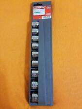"""CRAFTSMAN 9-PC SOCKET SET 1/2"""" DRIVE 12PT # 934573 12 TO 21 METRIC  🤑FREE S&H🤑"""