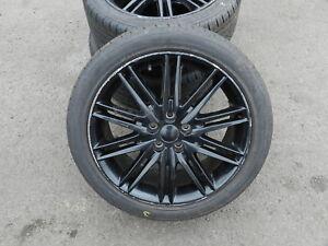 "Jaguar S Type 18"" Genuine Triton Alloy Wheel & Tyre XR831513 NO CRACKS (3)"