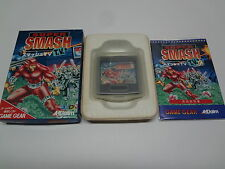Smash TV Sega Game Gear Japan