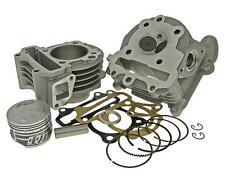 Peugeot V Clic 90cc Big Bore Kit de cabeza del cilindro pistón &