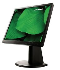 TOP! Lenovo L1900 ~ LCD TFT Monitor 19 Zoll ~ PC Bildschirm ~ DVI VGA