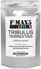 Testosterone Booster Anabolic Legal Muscle Growth Tribulus Terrestris Capsules