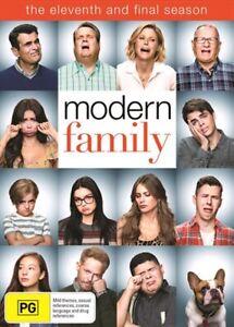MODERN FAMILY - Season 11 Final : NEW DVD