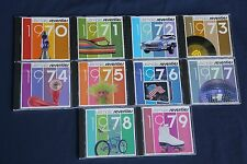 ULTIMATE SEVENTIES  TIME/LIFE COMPLETE 10 CD SET  (1970-79) 198 Songs LIKE NEW!