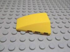 Lego 1 Schrägstein Keil 4x4 gelb 47753 Set 7721 7660 7877 7712