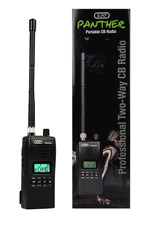CB HANDHELD RADIO K-PO PANTHER MULTINORM AM FM 4 WATTS