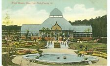 PEORIA, ILLINOIS-PALM HOUSE-GLEN OAK PARK-PRE1920-(ILL-P#2)