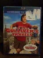 Gulliver's Travels Blu-ray DVD Digital Copy SEALED NEW