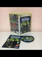 World Snooker Championship 2007 Xbox 360 UK PAL **FREE UK POSTAGE**