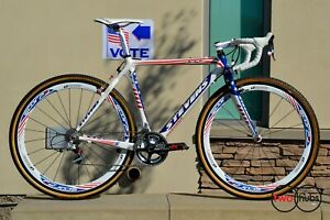 Katie Compton's Steven Bikes National Champion Carbon Team Cyclocross Bicycle 52